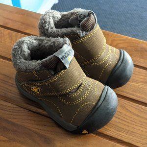 Keen Baby Boy Waterproof Boots